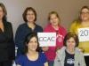 Membership drive at CCAC, Feb 2012